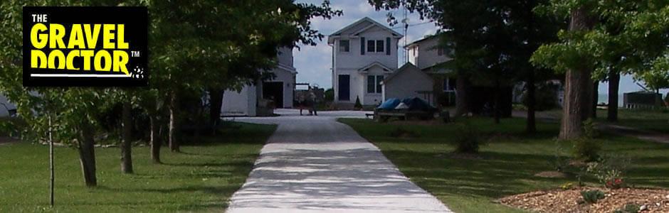 gravel doctor estimate gravel driveway repair hamilton niagara st catharines. Black Bedroom Furniture Sets. Home Design Ideas